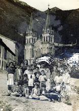 Photo: Excursión a Covadonga. Pon el ratón en la foto y se verá el nombre.
