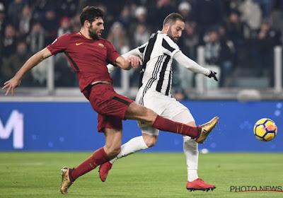La Juve s'impose dans le choc face à la Roma de Nainggolan