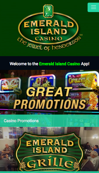 Emerald Island Casino- screenshot