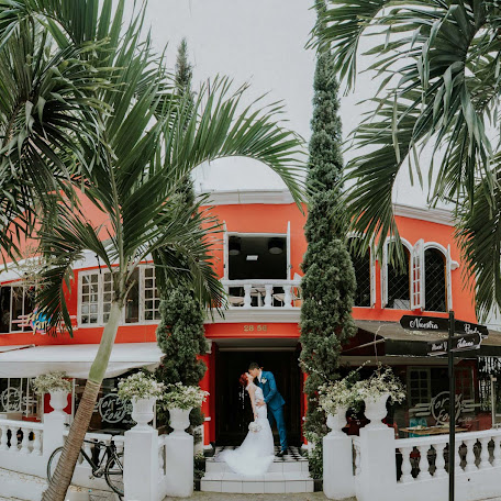 Fotógrafo de bodas Daniel Ramírez (Starkcorp). Foto del 14.12.2017