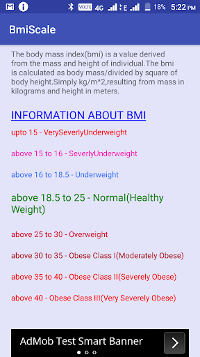 Bmi Calculator India Apk Download Apkpure