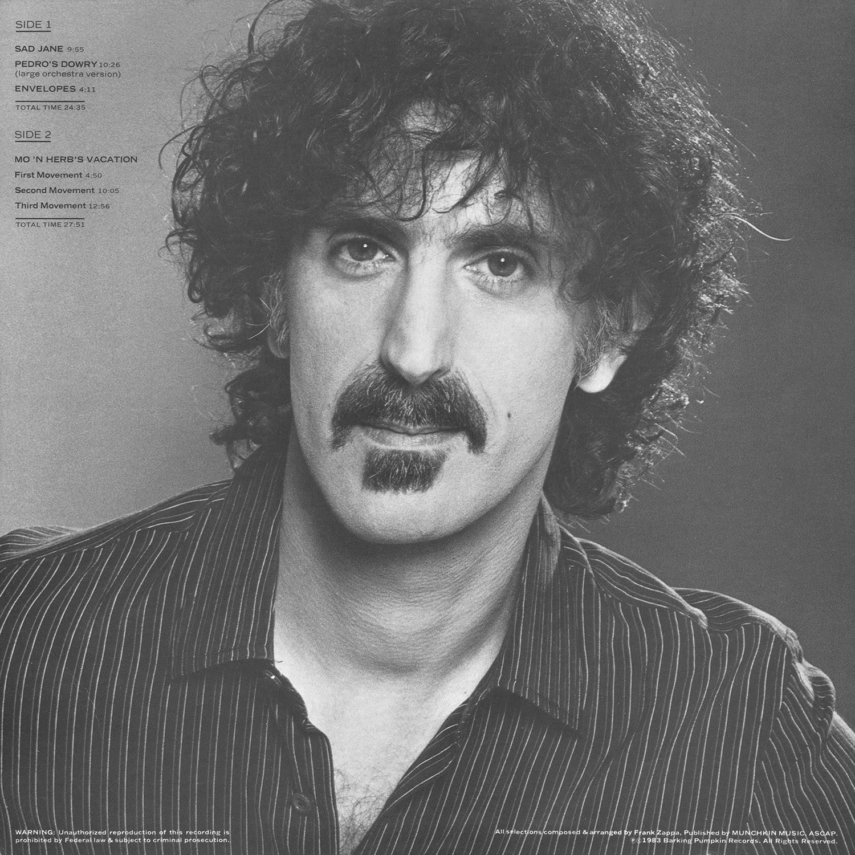 Frank Zappa, Kent Nagano