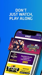 Voot – Watch Colors, MTV Shows, Live News & more App Download For Android and iPhone 5