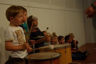 Photo: die Musiker am Hofe des Königs