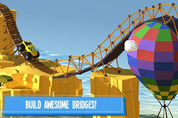 Build a Bridge! v1.0 (Mod Money)