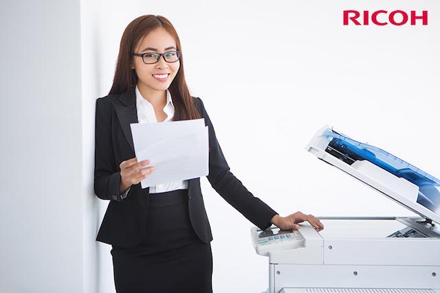 Linh Dương sở hữu một đội ngũ nhân viên am hiểu về các dòng máy photocopy