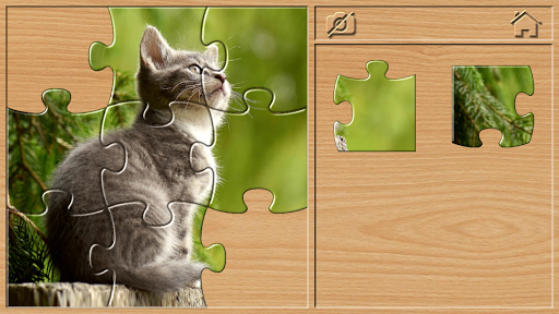 Animal Puzzles for Kids apkpoly screenshots 3