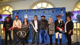 Presentación este miércoles del Desembarco Pirata de San José.