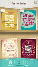 justWink Greeting Cards Screenshot 4