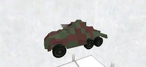 AAA02 装甲車