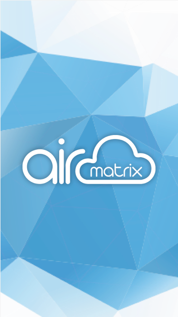 AirMatrix- screenshot