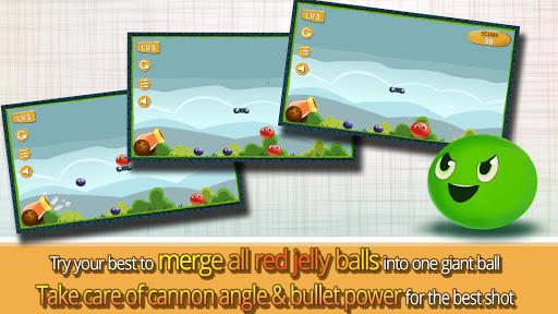 JellyCannon Puzzle Action Game 2.0 Windows u7528 2