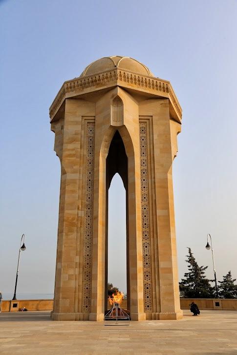 Baku, wieczny ogień