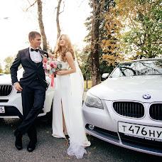 Wedding photographer Anna Samarskaya (NUTA21). Photo of 26.10.2017
