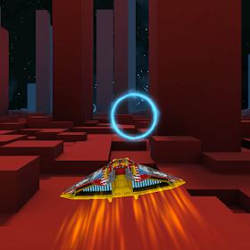 Быстрый Space Maze Racer