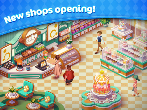 Jellipop Match-Decorate your dream townuff01 Screenshots 7