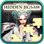 Hidden Jigsaw: Snow Fairies Android APK Download Free By Difference Games LLC