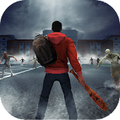 High School Battle Last Day: Undead Survival Game