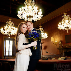 Wedding photographer Artem Kharmyshev (ArtStudioPhoto). Photo of 06.05.2013