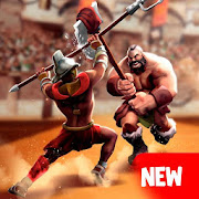 Gladiator Heroes Clash: Fighting and Strategy Game MOD APK 2.9.2 (Mega Mod)