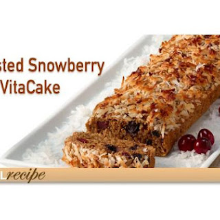 Toasted Snowberry Nut Cake