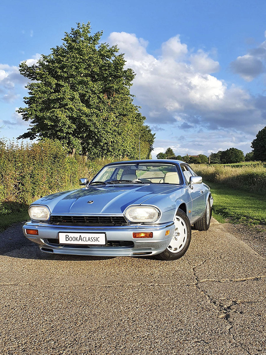 Jaguar XJS Hire London