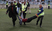 Premier Soccer League (PSL) security personnel have been left without an income.