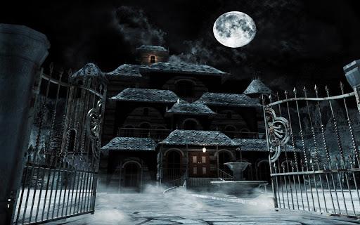 Horror House Live Wallpaper