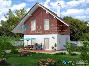 Photo: Doll House Rendering