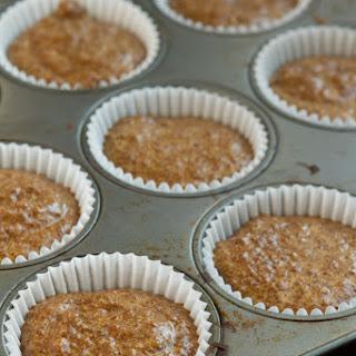 Flaxseed Cinnamon Bun Muffins