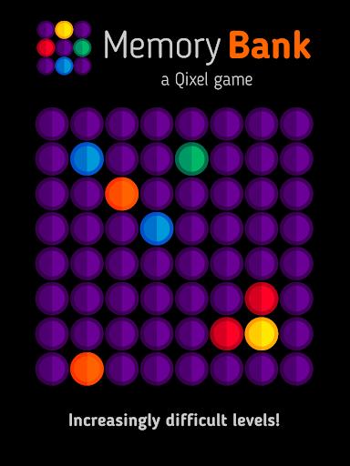 Memory Bank - Qixel Brain Game Apk Download 15