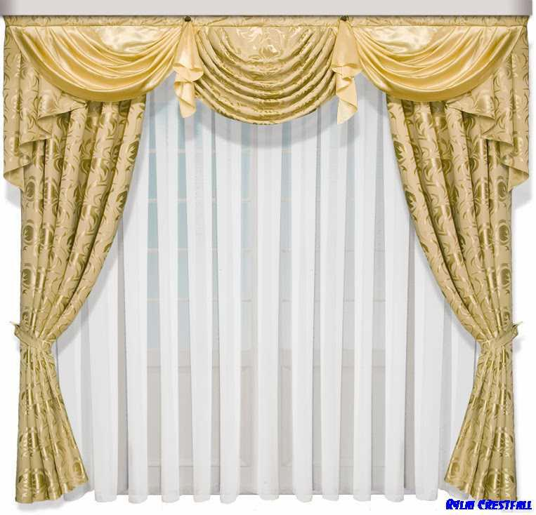 Curtain model designs android apps on google play for Crest home designs curtains