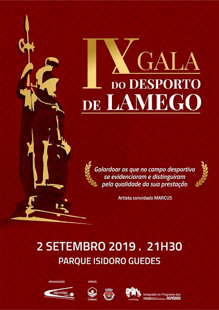 IX Gala do Desporto de Lamego