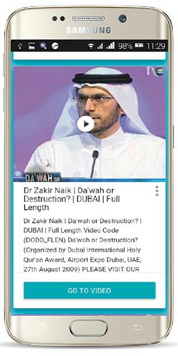 DR. Zakir Naik Videos