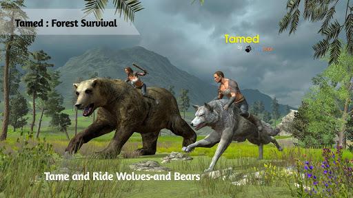 Tamed : Forest Survival 1.0 screenshots 1