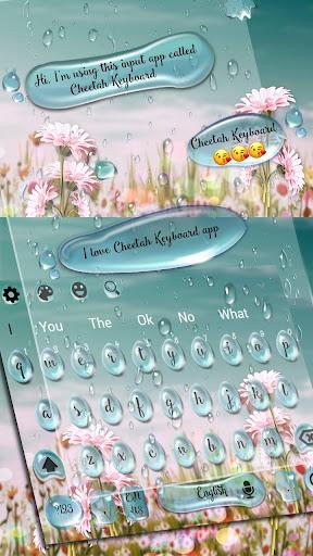 SMS Daisy Keyboard 10001004 screenshots 2