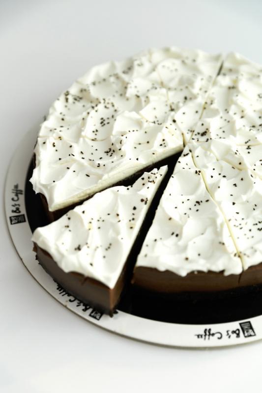 Bo's Coffee Cheesecake