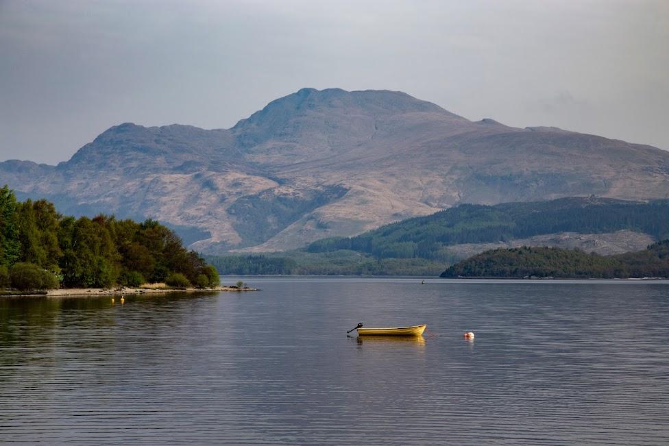 Luss, Loch Lomond, Szkocja