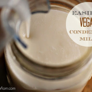 Easiest Dairy-Free Condensed Milk Recipe