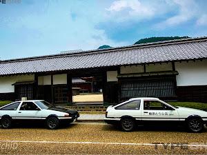 スプリンタートレノ AE86 GT-APEXのカスタム事例画像 イチDさんの2020年12月16日22:43の投稿