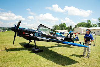 Photo: Rob Holland and his MX2. Please visit http://www.ultimateairshows.com/