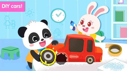 Baby Panda: My Kindergarten  screenshots 7