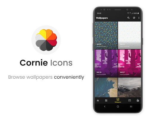 Cornie icons Screenshot Image