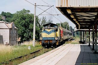 Photo: SU42-536, Kłodzko Główne - Kudowa Zdrój {Kłodzko Miasto; 2003-06-23}