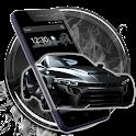Black Cool Car Theme icon