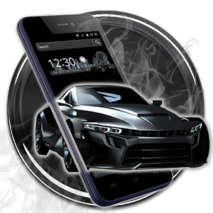 Black Cool Car Theme Android Apps On Google Play - Cool car art
