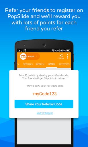 PopSlide: Get Free Load screenshot 4
