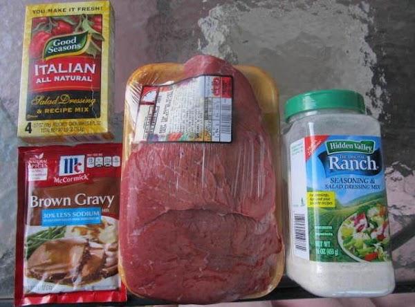 Cubby Bear's Roast Recipe