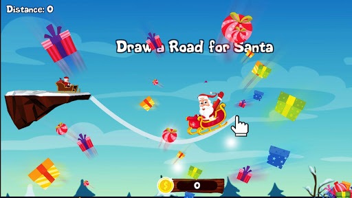 Foto do 3D Santa Claus New Year Game