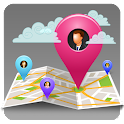 Family Secure And Locator icon